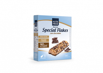 NutriFree Special flakes con cioccolato