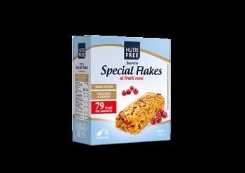 NutriFree special flakes ai frutti rossi
