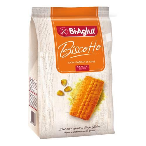 BiAglut senza glutine Biscotto