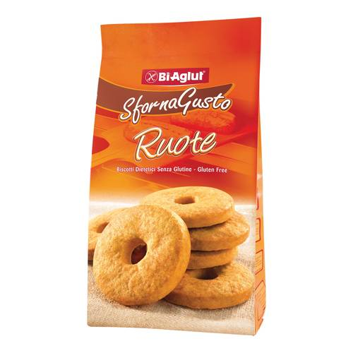 BiAglut senza glutine Ruote