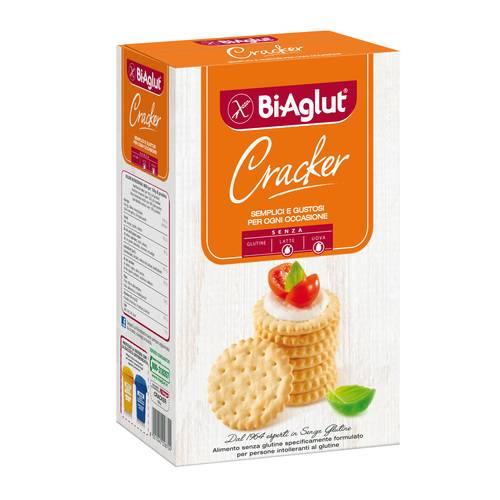 BiAglut senza glutine Cracker