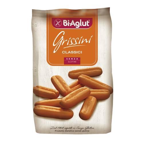 BiAglut senza glutine Grissini classici