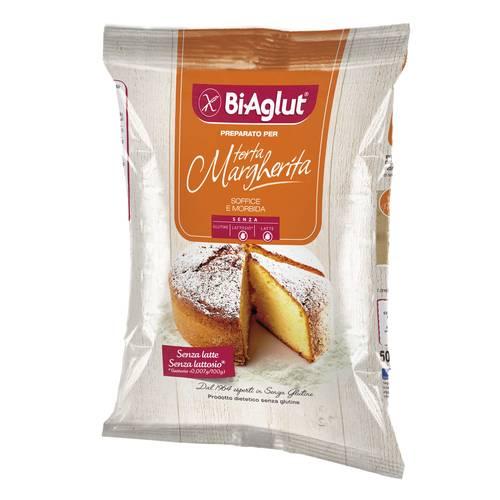 BiAglut senza glutine Torta margherita