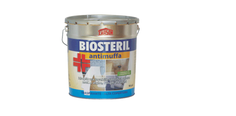 Biosteril antimuffa 14lt €69,00