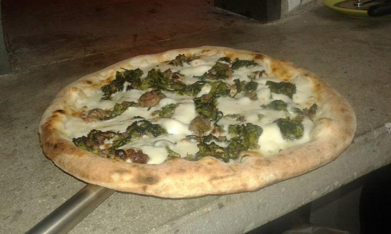 Pizza Campagnola