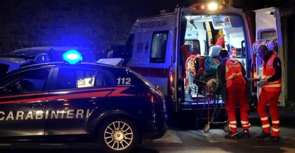 Incidente a Cava de' Tirreni. Coinvolte sette persone