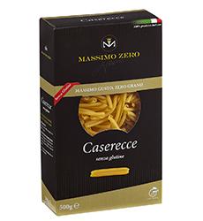Pasta Senza Glutine MASSIMO ZERO Caserecce