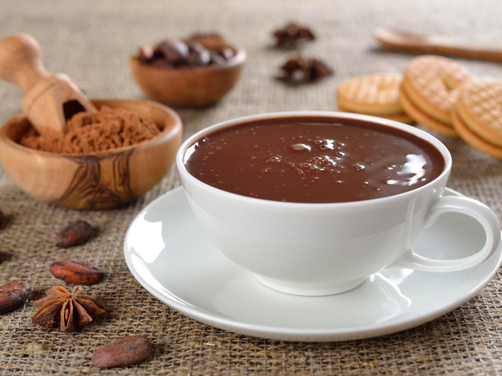 È l'ora di una Cioccolata calda