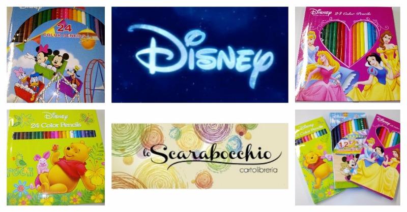 Super Offerta Colori Disney