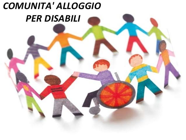 Comunità alloggio per disabili