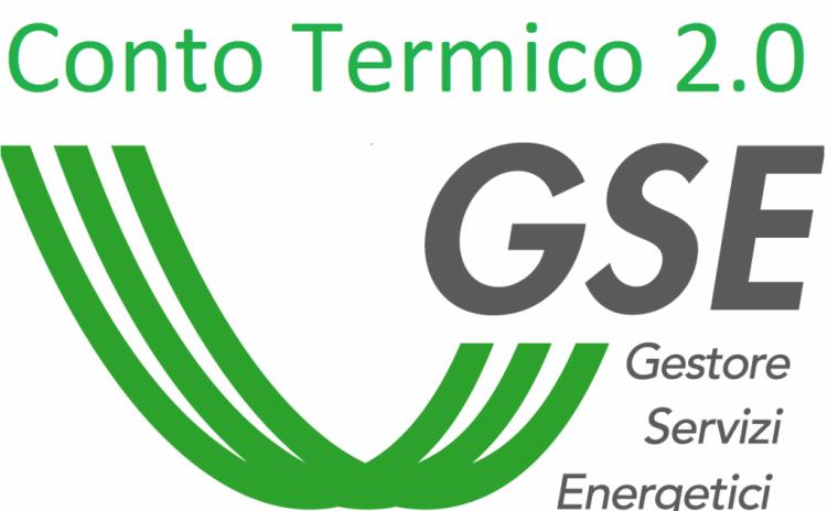 Conto termico - GSE