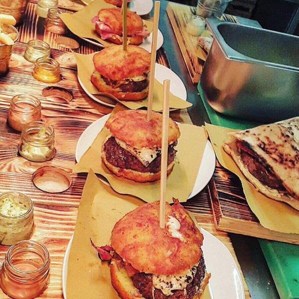 Crocco Burger 2.0