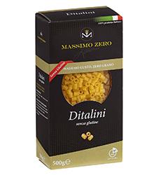 Pasta Senza Glutine MASSIMO ZERO Ditalini