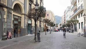 Salerno, riprendono i lavori di restyling del corso Vittorio Emanuele
