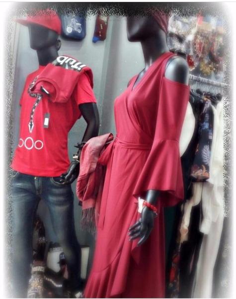 La nostra Vetrina... red style