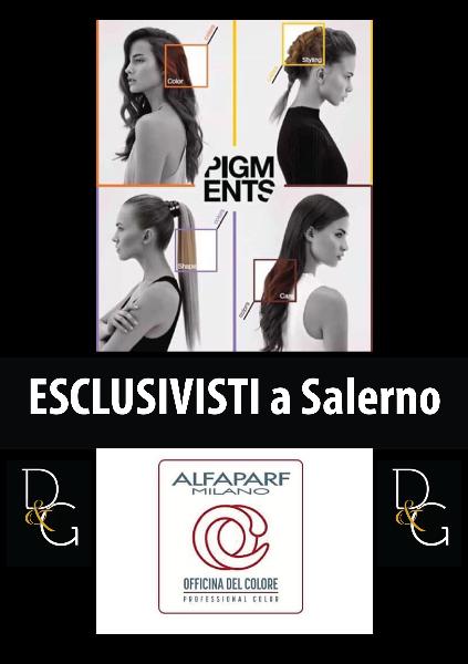 Esclusivisti Alfaparf e Pigments a Salerno
