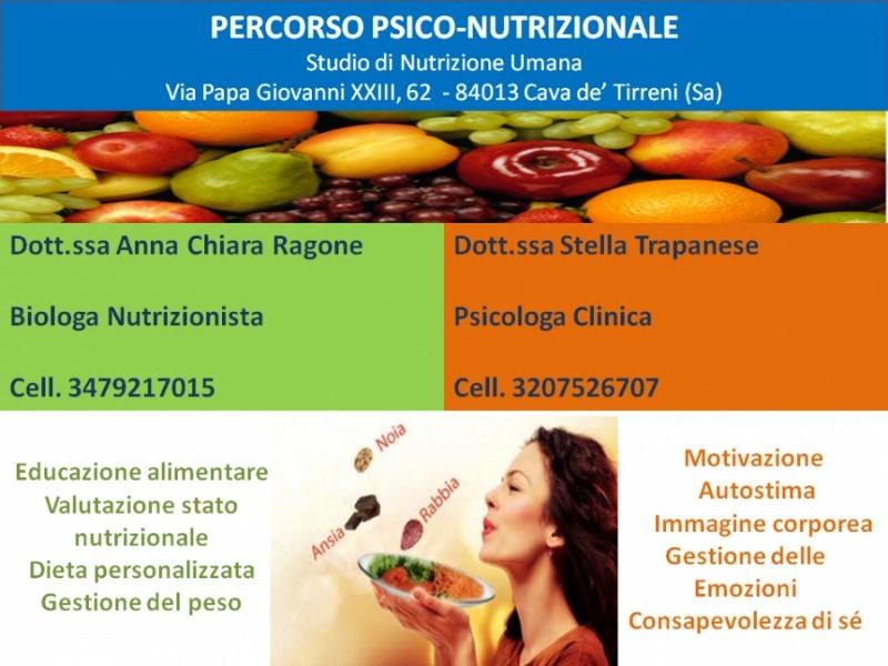 Percorso Psico-Nutrizionale