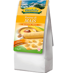 Farina di mais senza glutine Farabella