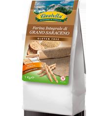 Farina di grano saraceno senza glutine Farabella