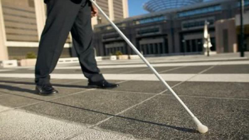 Dipendente finto cieco condannato a 2 anni