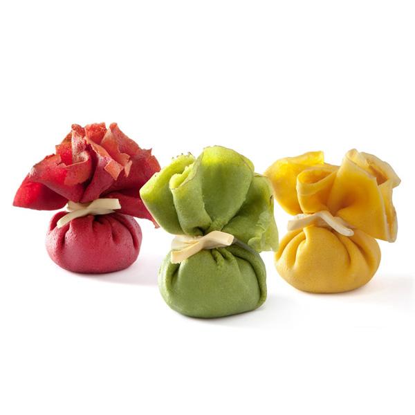 Fiocco di Crepes Tricolore