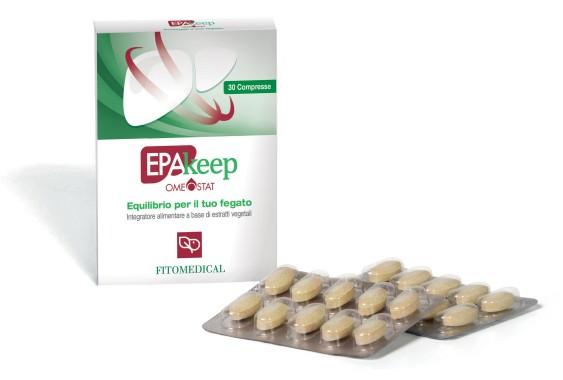 EPAkeep Omeostat  Equilibrio per il tuo fegato