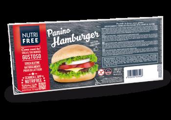 NutriFree Panino Hamburger