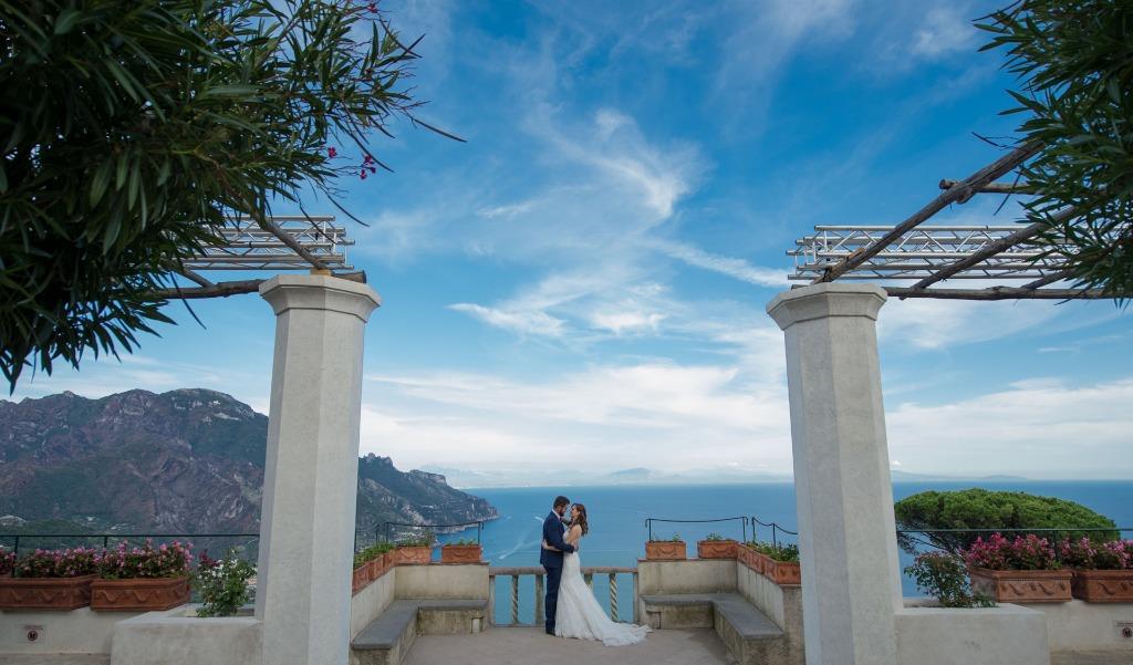 Fotografo per matrimoni Costiera Amalfitana