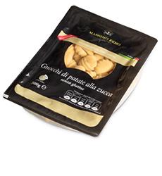 Pasta Senza Glutine MASSIMO ZERO Gnocchi di patate alla zucca