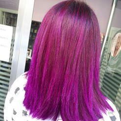 Hair Violet