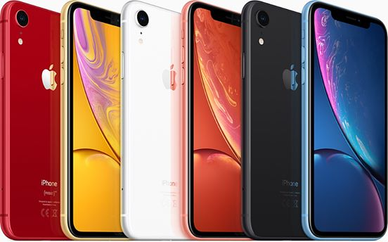 iPhone XR 64 GB 670€