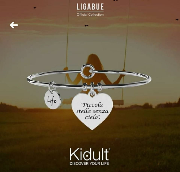 Kidult - Liga Collection... tu brucerai piccola stella senza cielo