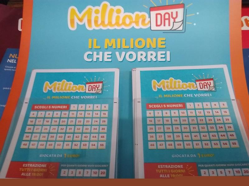 Vincita milionaria in provincia di Salerno