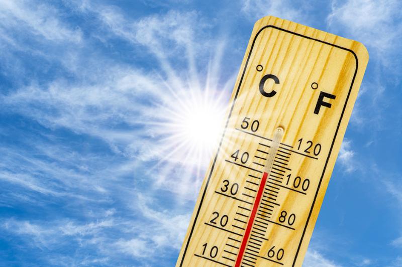Meteo: previsto grande caldo nel fine settimana