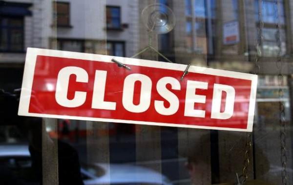 Sono più di 3mila le aziende salernitane a rischio chiusura