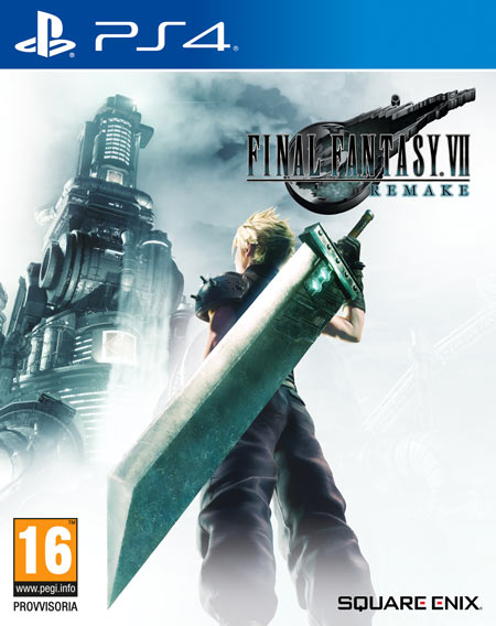 Final Fantasy VII Remake per PS4