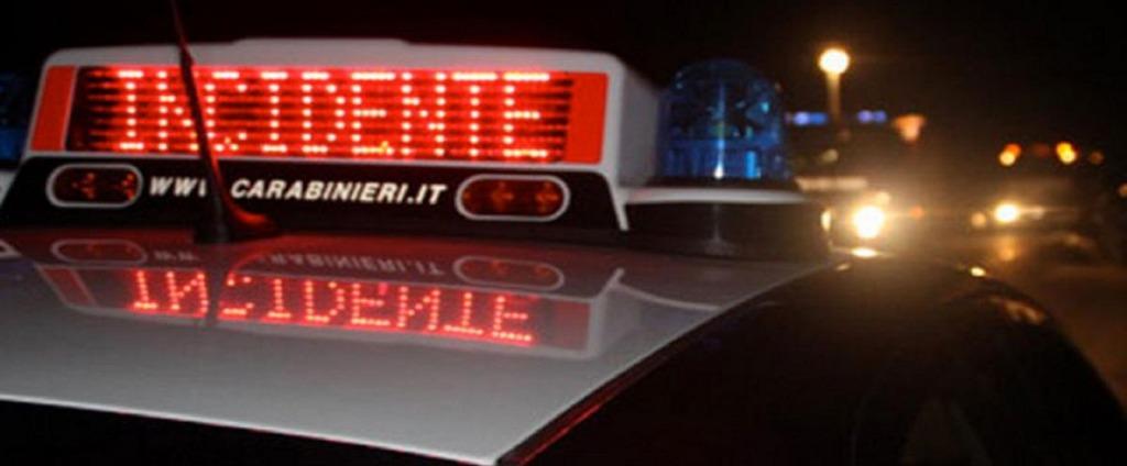 Incidente sulla tangenziale di Salerno. Tre feriti