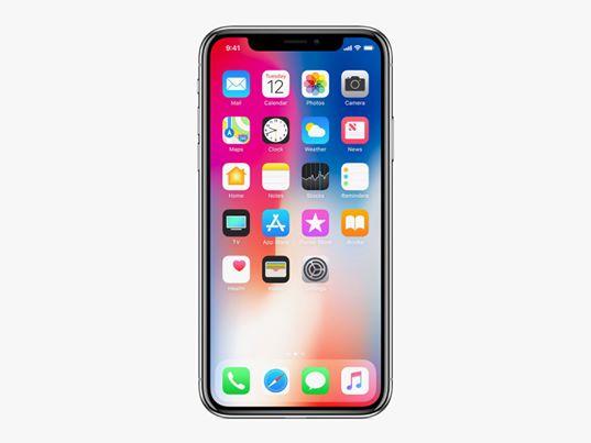 iPhone X € 750