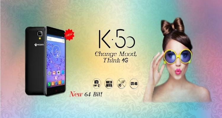 Komu K50
