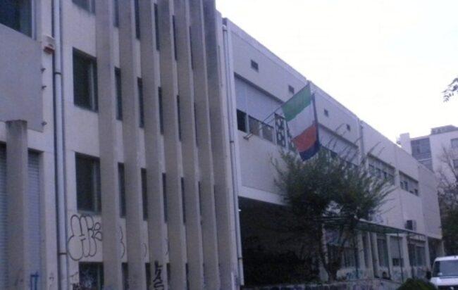 Infiltrazioni alla scuola Posidonia a Salerno. Rinviata la riapertura