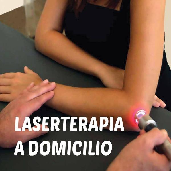 Laserterapia a Domicilio