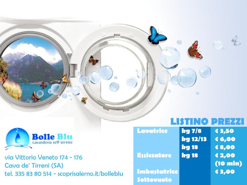 Listino Prezzi Lavanderia Self Service