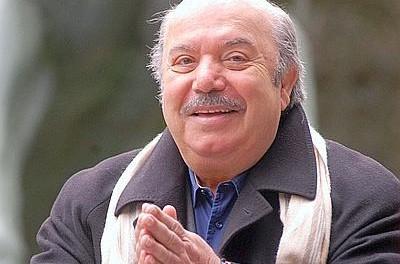 Lino Banfi in vacanza nel Cilento