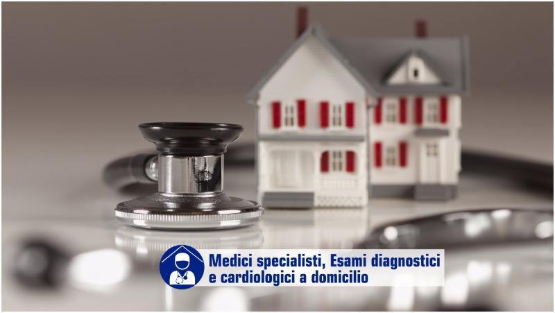 DIAGNOSTICA STRUMENTALE A DOMICILIO