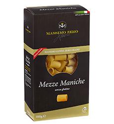 Pasta Senza Glutine MASSIMO ZERO Mezze maniche