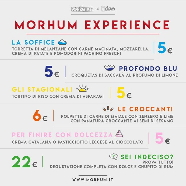Morhum Experience