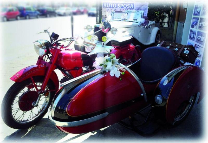 Noleggio Moto Guzzi