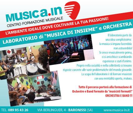 Laboratorio di Musica di Insieme e Orchestra
