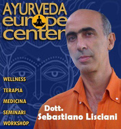 Venerdì 6 Ottobre il dottor Lisciani, medico Ayurveda, farà studio presso Bio & Biò