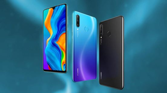 Huawei p30 lite € 270